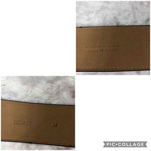 Ann Taylor Accessories - Ann Taylor Genuine Leather Belt